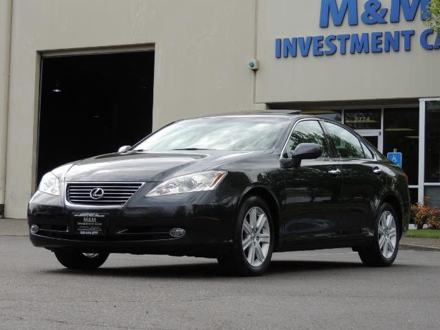 2009 Lexus ES 350 / Luxury Sedan / Navigation / 1-OWNER/ 50K MLS - Photo 49 - Portland, OR 97217