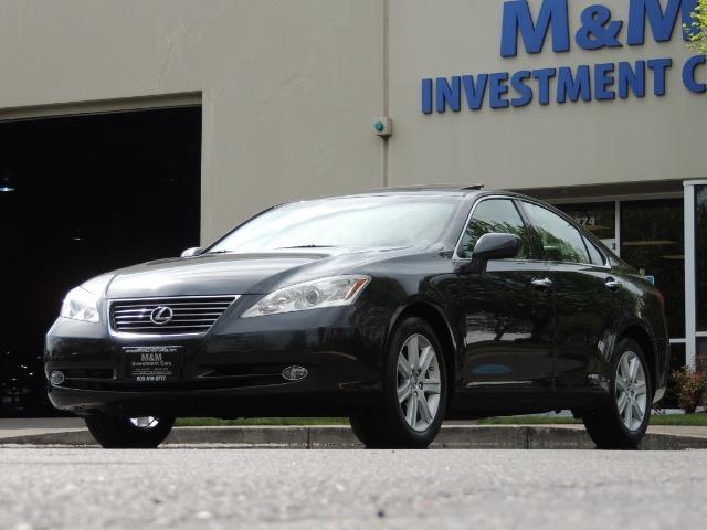 2009 Lexus ES 350 / Luxury Sedan / Navigation / 1-OWNER/ 50K MLS - Photo 53 - Portland, OR 97217