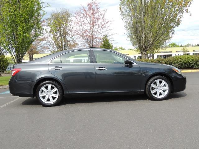 2009 Lexus ES 350 / Luxury Sedan / Navigation / 1-OWNER/ 50K MLS - Photo 4 - Portland, OR 97217