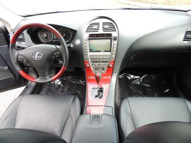 2009 Lexus ES 350 / Luxury Sedan / Navigation / 1-OWNER/ 50K MLS - Photo 18 - Portland, OR 97217