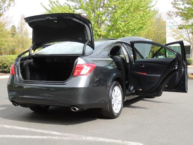 2009 Lexus ES 350 / Luxury Sedan / Navigation / 1-OWNER/ 50K MLS - Photo 29 - Portland, OR 97217