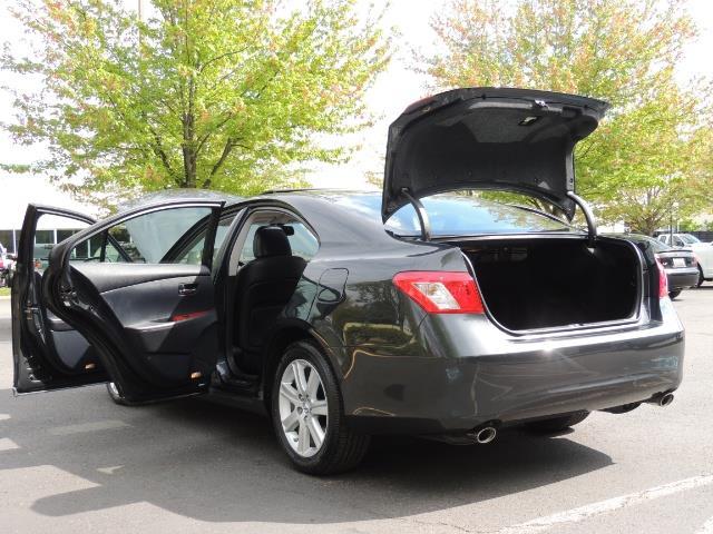 2009 Lexus ES 350 / Luxury Sedan / Navigation / 1-OWNER/ 50K MLS - Photo 27 - Portland, OR 97217