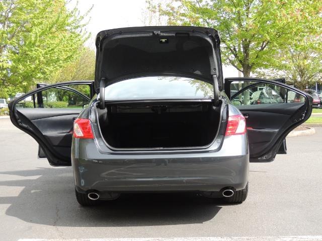 2009 Lexus ES 350 / Luxury Sedan / Navigation / 1-OWNER/ 50K MLS - Photo 28 - Portland, OR 97217