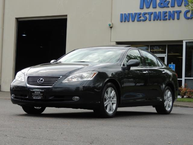 2009 Lexus ES 350 / Luxury Sedan / Navigation / 1-OWNER/ 50K MLS - Photo 48 - Portland, OR 97217