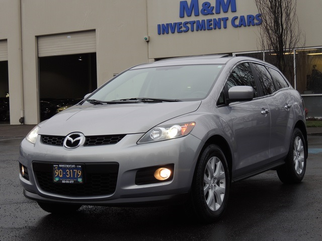 2008 mazda cx 7 grand touring awd sport utility leather loaded. Black Bedroom Furniture Sets. Home Design Ideas