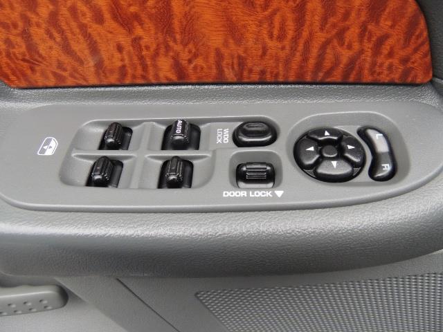 2006 Dodge Ram 2500 SLT 4dr Mega Cab / 4X4 / 5.9L DIESEL / FLAT BED - Photo 33 - Portland, OR 97217