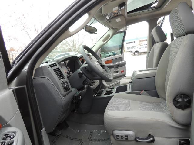 2006 Dodge Ram 2500 SLT 4dr Mega Cab / 4X4 / 5.9L DIESEL / FLAT BED - Photo 15 - Portland, OR 97217