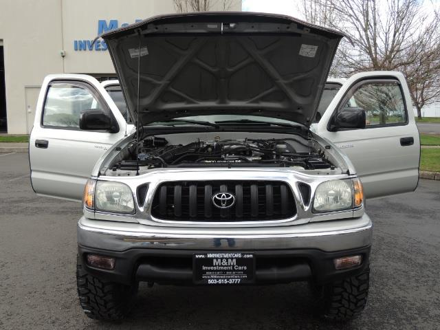 2003 Toyota Tacoma V6 4dr Double Cab / TRD OFF RD / LIFTED LIFTED - Photo 31 - Portland, OR 97217