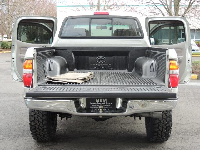 2003 Toyota Tacoma V6 4dr Double Cab / TRD OFF RD / LIFTED LIFTED - Photo 22 - Portland, OR 97217