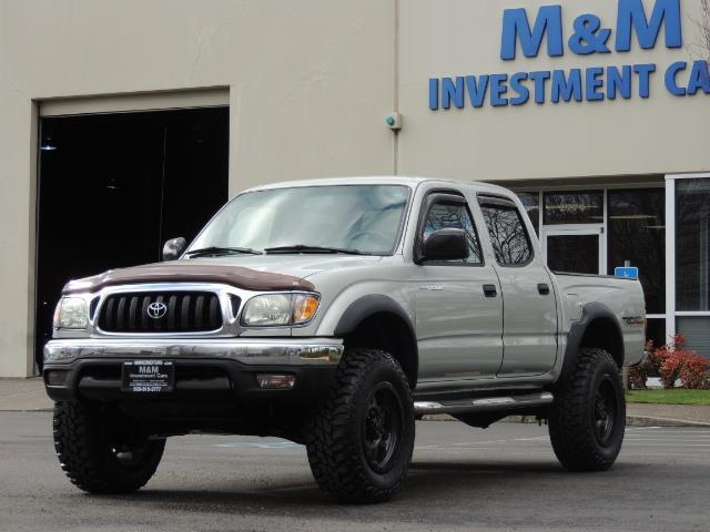 2003 Toyota Tacoma V6 4dr Double Cab / TRD OFF RD / LIFTED LIFTED - Photo 35 - Portland, OR 97217