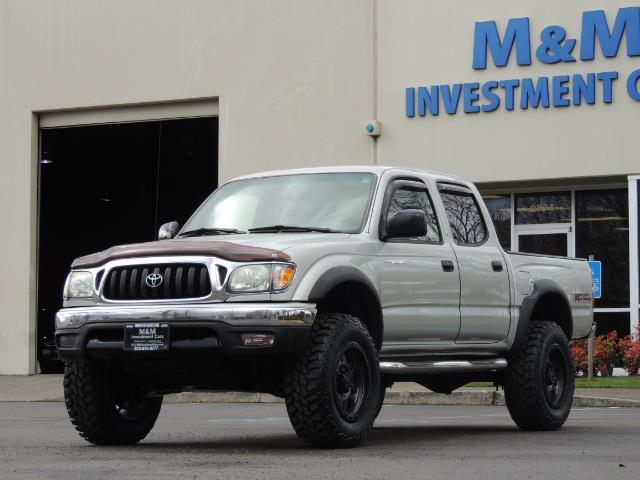 2003 Toyota Tacoma V6 4dr Double Cab / TRD OFF RD / LIFTED LIFTED - Photo 44 - Portland, OR 97217