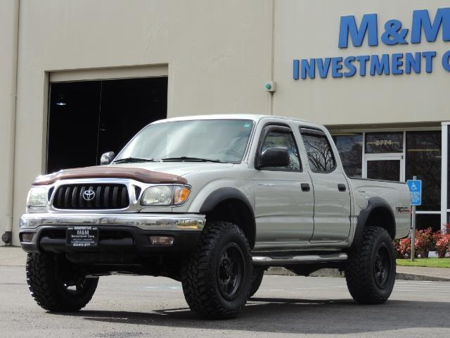 2003 toyota tacoma v6 4dr double cab trd off rd lifted lifted. Black Bedroom Furniture Sets. Home Design Ideas