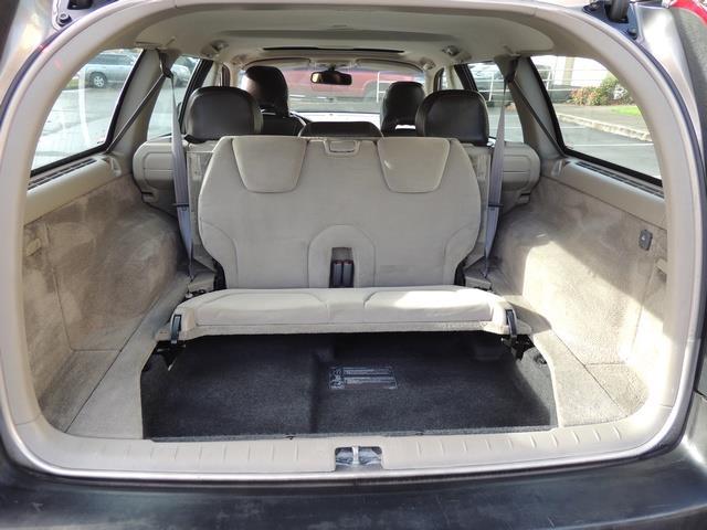 Volvo v70 third row seat