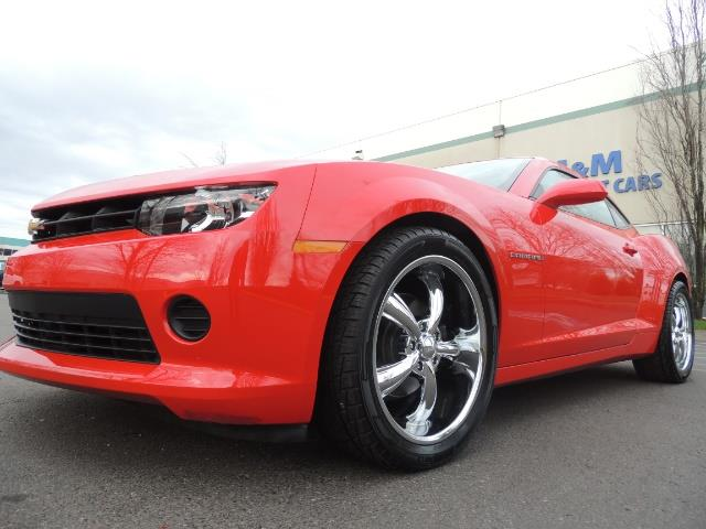 2014 Chevrolet Camaro LS / Coupe / 3.6 Liter 6Cyl / ONLY 9000 MILES - Photo 9 - Portland, OR 97217