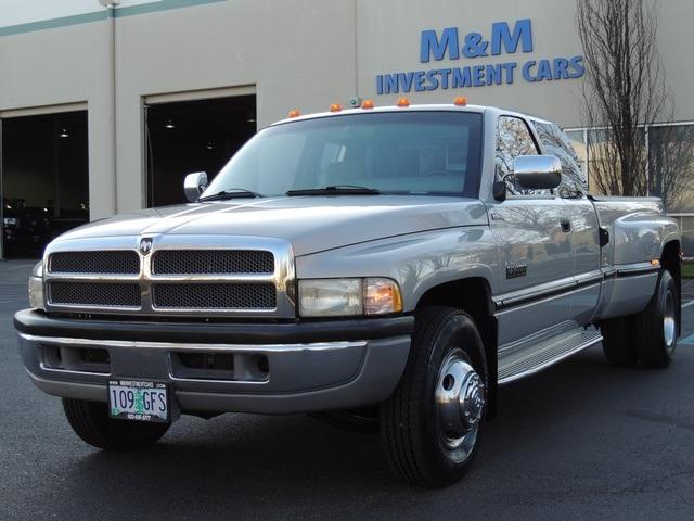 1996 dodge ram 3500 laramie slt 5 9l turbo diesel 12 valve dually 1996 dodge ram 3500 laramie slt 5 9l