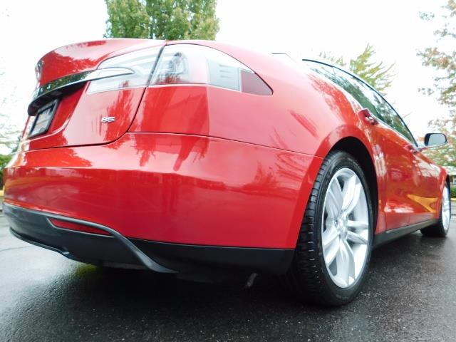 2013 Tesla Model S 85K / Leather / Tech  Pkg / Active air suspension - Photo 12 - Portland, OR 97217