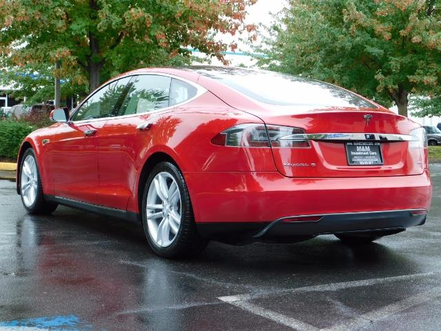 2013 Tesla Model S 85K / Leather / Tech  Pkg / Active air suspension - Photo 7 - Portland, OR 97217