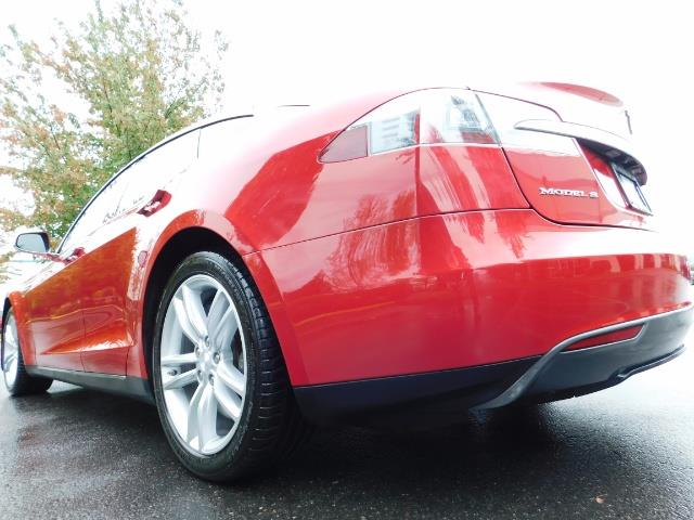 2013 Tesla Model S 85K / Leather / Tech  Pkg / Active air suspension - Photo 11 - Portland, OR 97217