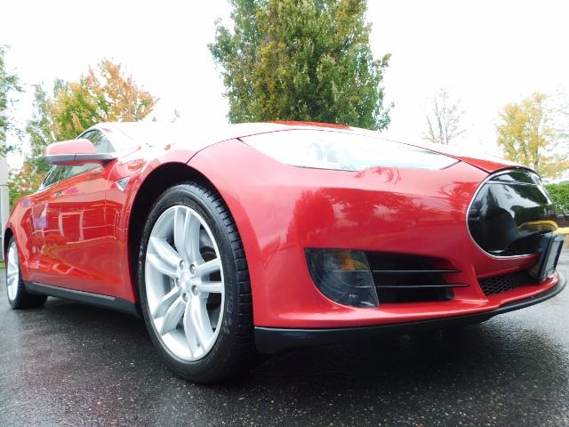 2013 Tesla Model S 85K / Leather / Tech  Pkg / Active air suspension - Photo 10 - Portland, OR 97217