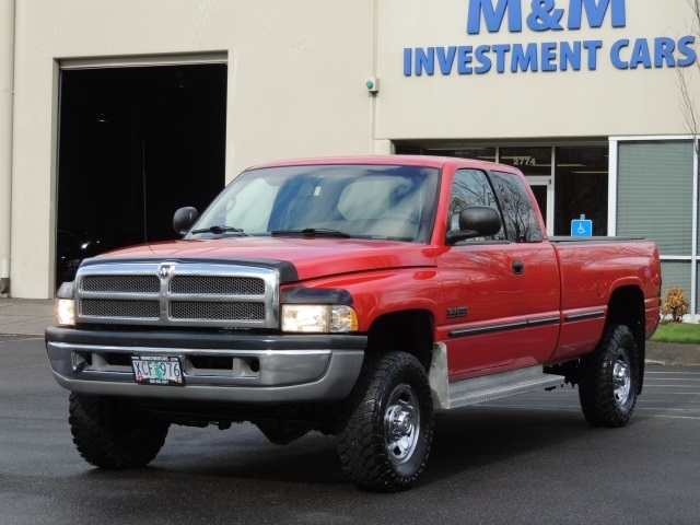 1998 dodge ram 2500 laramie slt 5 9l 12 valve 5 speed. Black Bedroom Furniture Sets. Home Design Ideas