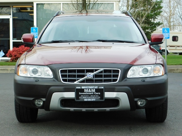 2007 Volvo XC70 AWD WAGON / HEATED LEATHER / MOON ROOF / TURBO - Photo 5 - Portland, OR 97217