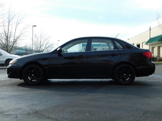 2008 Subaru Impreza 2.5i / Sedan 4-Door / AWD / 5-SPEED MANUAL - Photo 3 - Portland, OR 97217