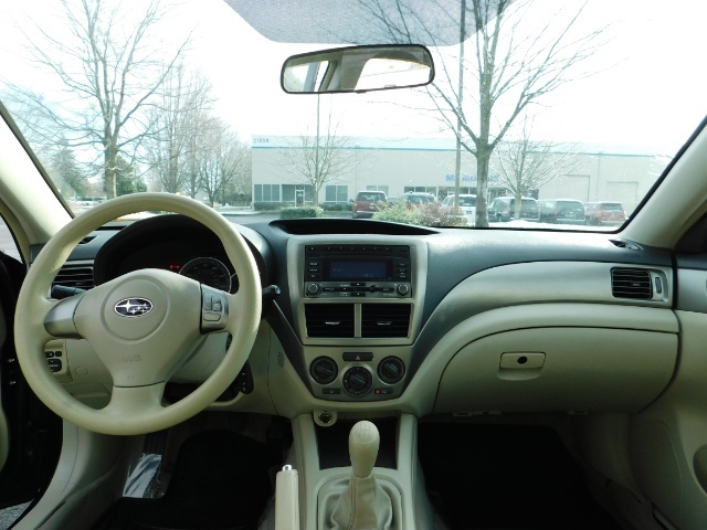 2008 Subaru Impreza 2.5i / Sedan 4-Door / AWD / 5-SPEED MANUAL - Photo 16 - Portland, OR 97217