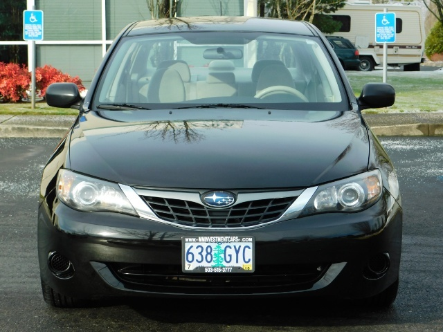 2008 Subaru Impreza 2.5i / Sedan 4-Door / AWD / 5-SPEED MANUAL - Photo 5 - Portland, OR 97217