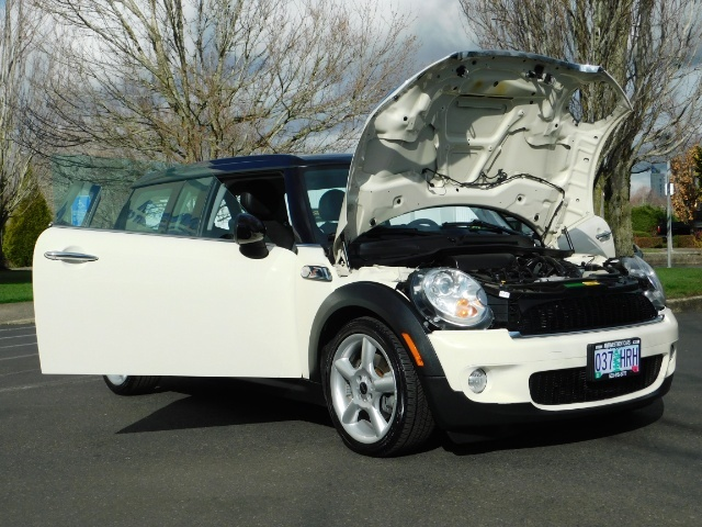 2010 Mini Cooper Clubman Cooper S / Hatchback 3Dr / Leather / Pano - Photo 31 - Portland, OR 97217