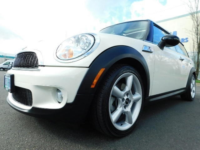 2010 Mini Cooper Clubman Cooper S / Hatchback 3Dr / Leather / Pano - Photo 9 - Portland, OR 97217