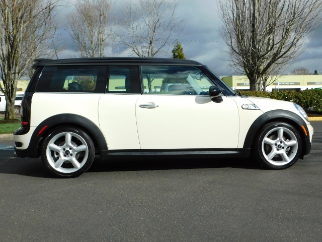 2010 Mini Cooper Clubman Cooper S / Hatchback 3Dr / Leather / Pano - Photo 4 - Portland, OR 97217