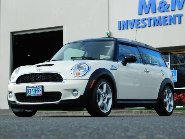 2010 Mini Cooper Clubman Cooper S / Hatchback 3Dr / Leather / Pano - Photo 1 - Portland, OR 97217