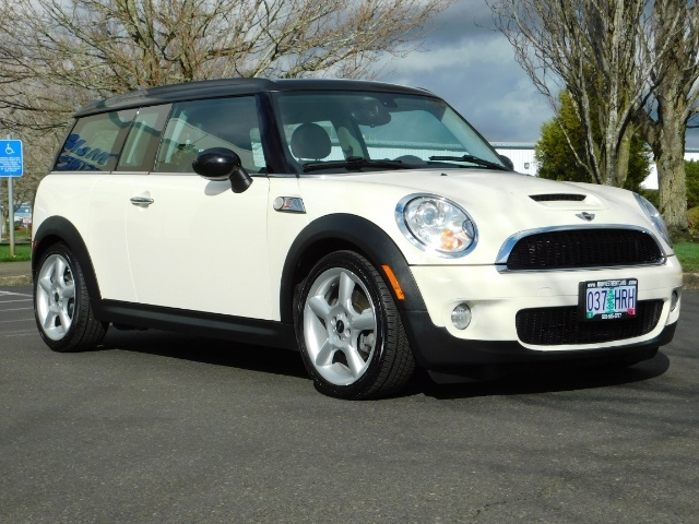 2010 Mini Cooper Clubman Cooper S / Hatchback 3Dr / Leather / Pano - Photo 2 - Portland, OR 97217