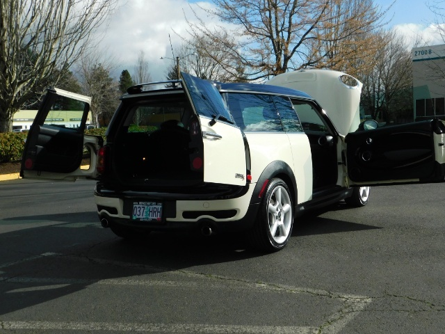 2010 Mini Cooper Clubman Cooper S / Hatchback 3Dr / Leather / Pano - Photo 29 - Portland, OR 97217