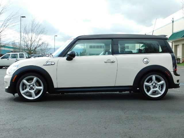 2010 Mini Cooper Clubman Cooper S / Hatchback 3Dr / Leather / Pano - Photo 3 - Portland, OR 97217
