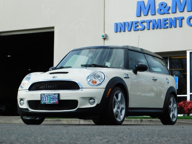 2010 Mini Cooper Clubman Cooper S / Hatchback 3Dr / Leather / Pano - Photo 44 - Portland, OR 97217