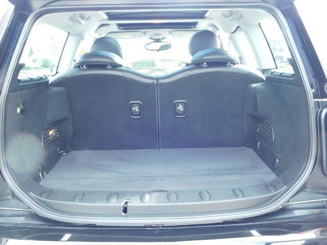 2010 Mini Cooper Clubman Cooper S / Hatchback 3Dr / Leather / Pano - Photo 18 - Portland, OR 97217
