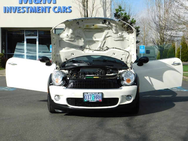 2010 Mini Cooper Clubman Cooper S / Hatchback 3Dr / Leather / Pano - Photo 32 - Portland, OR 97217