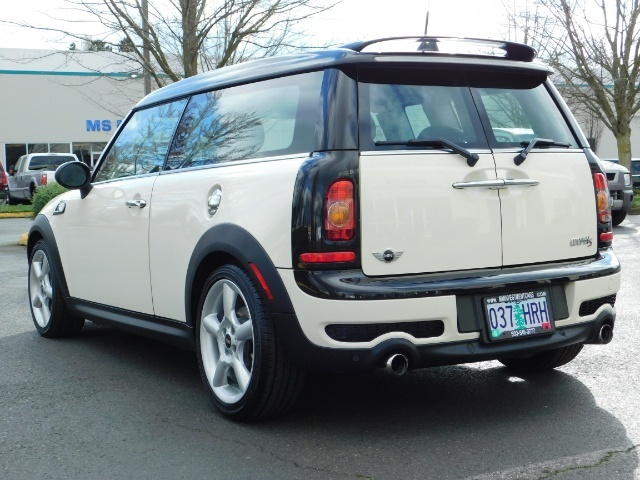 2010 Mini Cooper Clubman Cooper S / Hatchback 3Dr / Leather / Pano - Photo 7 - Portland, OR 97217