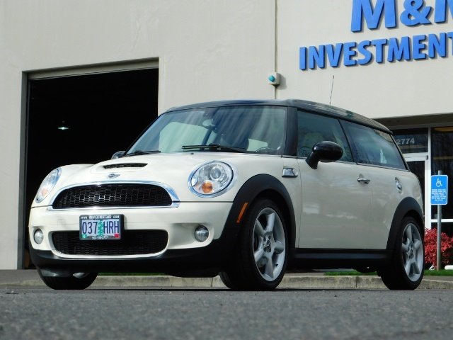 2010 Mini Cooper Clubman Cooper S / Hatchback 3Dr / Leather / Pano - Photo 42 - Portland, OR 97217