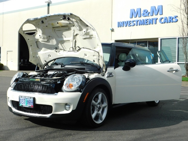 2010 Mini Cooper Clubman Cooper S / Hatchback 3Dr / Leather / Pano - Photo 25 - Portland, OR 97217