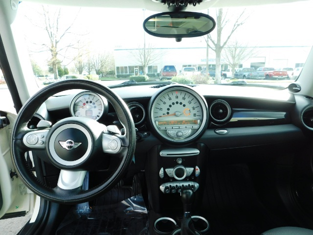 2010 Mini Cooper Clubman Cooper S / Hatchback 3Dr / Leather / Pano - Photo 34 - Portland, OR 97217