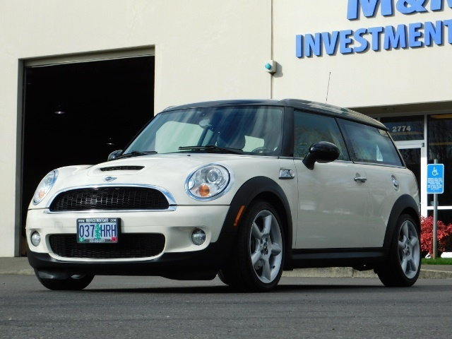 2010 Mini Cooper Clubman Cooper S / Hatchback 3Dr / Leather / Pano - Photo 41 - Portland, OR 97217