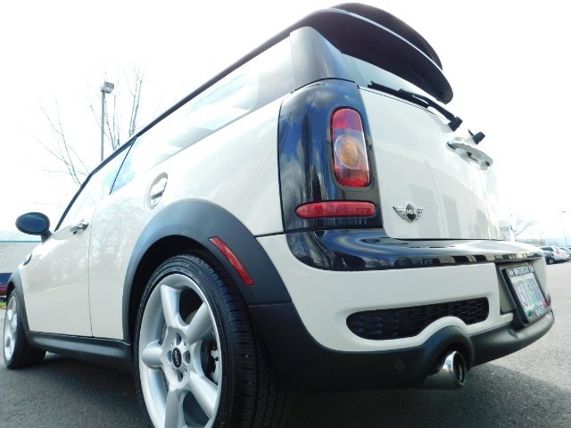 2010 Mini Cooper Clubman Cooper S / Hatchback 3Dr / Leather / Pano - Photo 12 - Portland, OR 97217