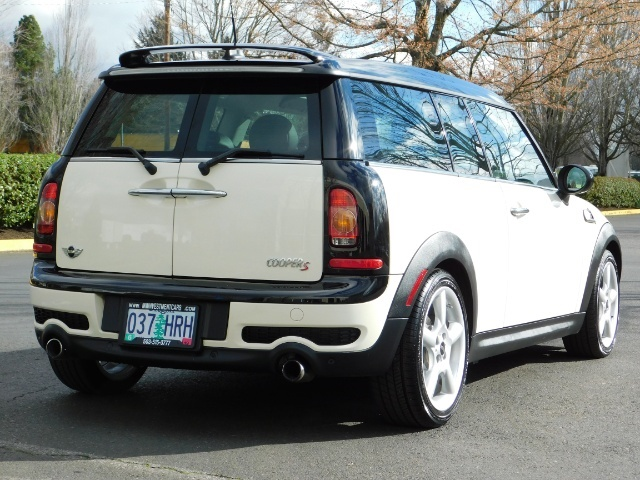 2010 Mini Cooper Clubman Cooper S / Hatchback 3Dr / Leather / Pano - Photo 8 - Portland, OR 97217