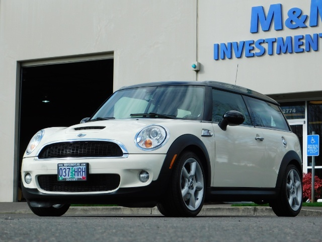 2010 Mini Cooper Clubman Cooper S / Hatchback 3Dr / Leather / Pano - Photo 43 - Portland, OR 97217