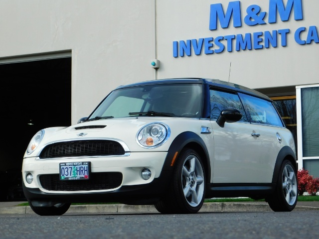 2010 Mini Cooper Clubman Cooper S / Hatchback 3Dr / Leather / Pano - Photo 45 - Portland, OR 97217
