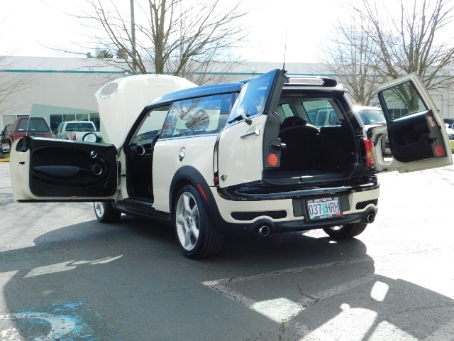 2010 Mini Cooper Clubman Cooper S / Hatchback 3Dr / Leather / Pano - Photo 24 - Portland, OR 97217