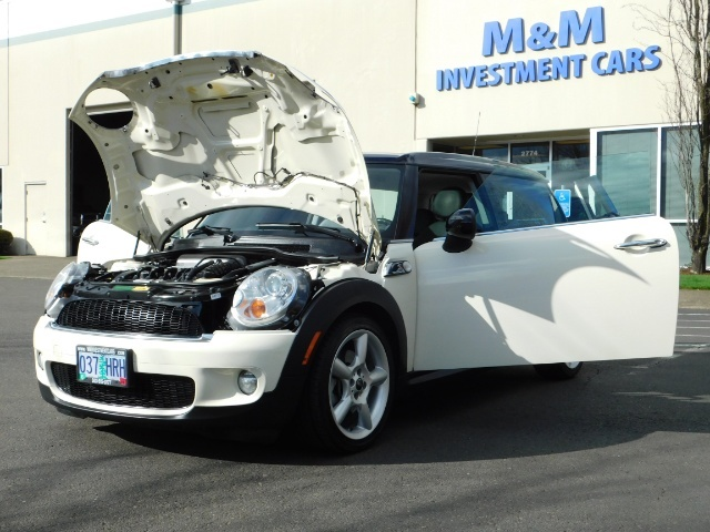 2010 Mini Cooper Clubman Cooper S / Hatchback 3Dr / Leather / Pano - Photo 26 - Portland, OR 97217