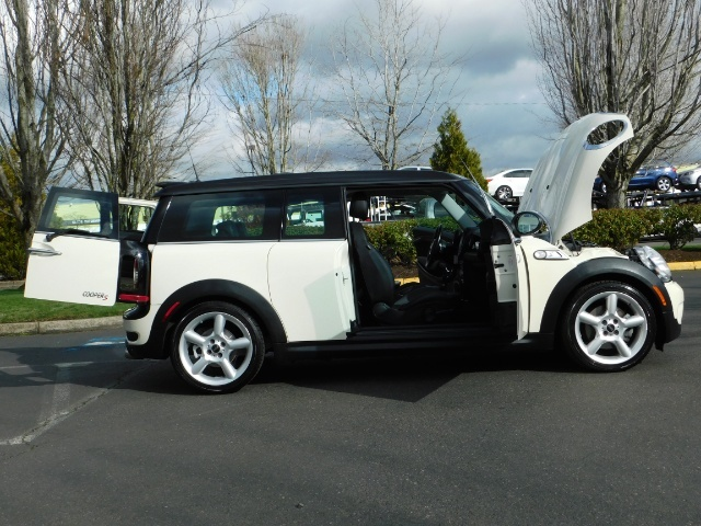 2010 Mini Cooper Clubman Cooper S / Hatchback 3Dr / Leather / Pano - Photo 30 - Portland, OR 97217